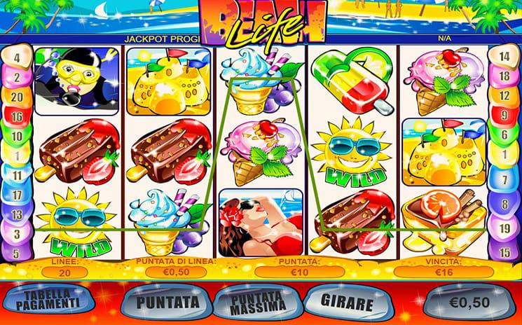 Gioca a Medusa's Gaze su Casino.com Italia