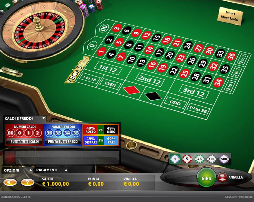 Casino games no deposit