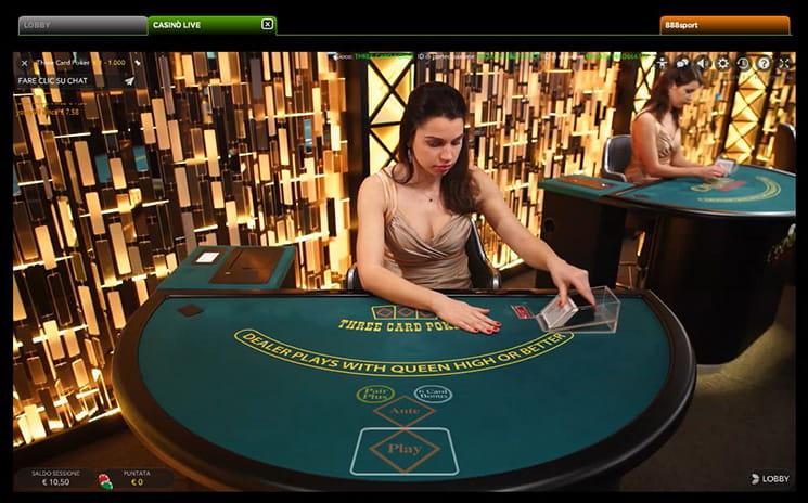 Casino 888 Opinioni